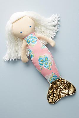 Slide View: 1: Mermaid Doll