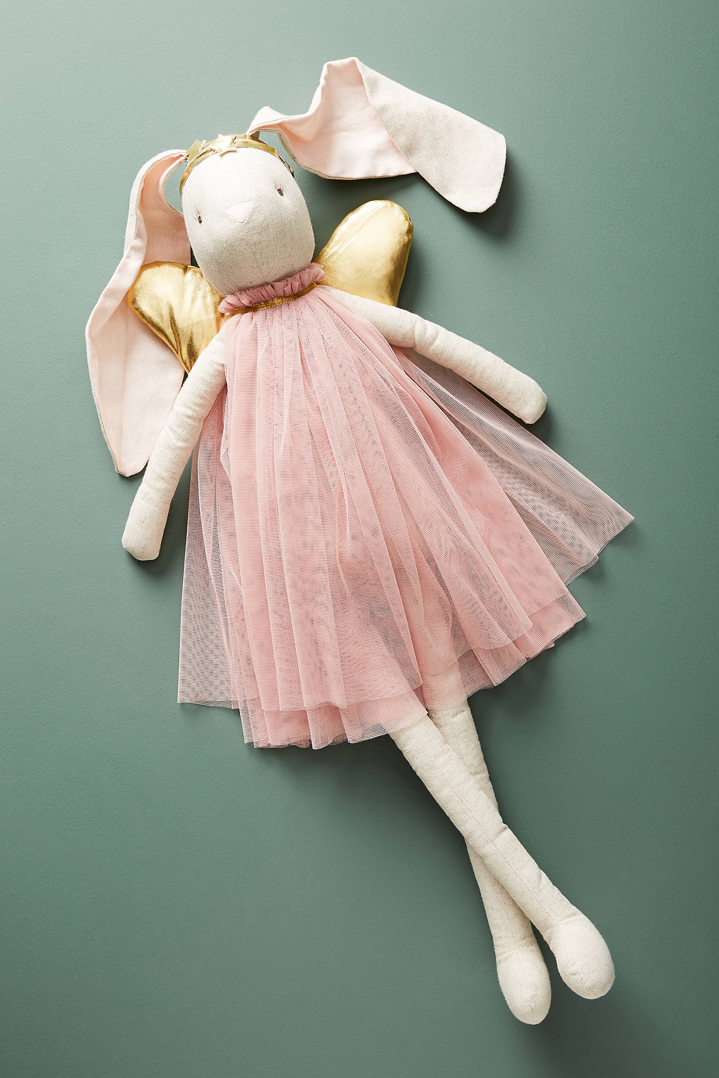 Winged Bunny Doll