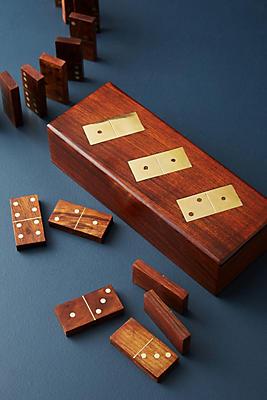Slide View: 1: One World Domino Set