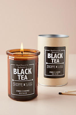 Slide View: 1: Shoppe 815 Amber Candle