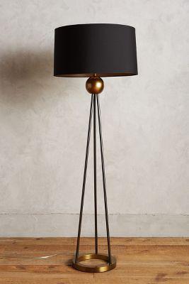 Triangulate Floor Lamp Ensemble
