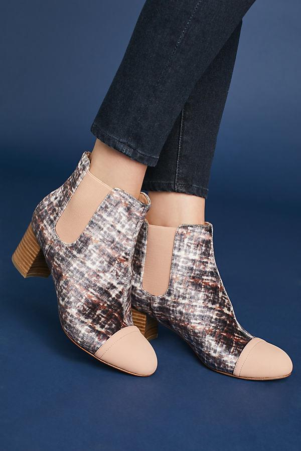 Rosalba Chelsea Boots - Honey, Size Eu 39
