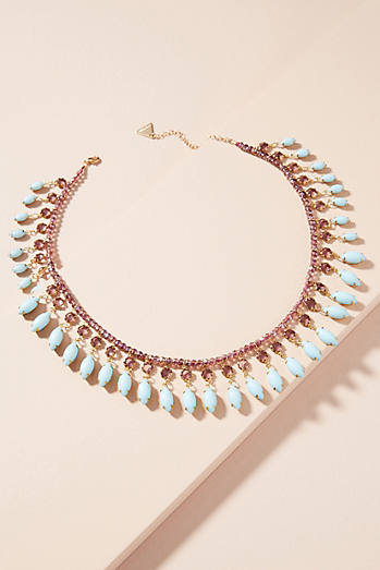 Darya Bib Necklace