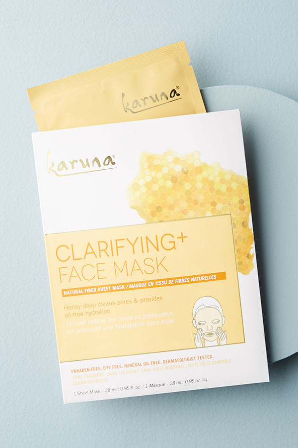 Karuna Sheet Mask - Gold