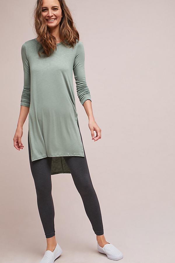 Saphira Tunic - Moss, Size S
