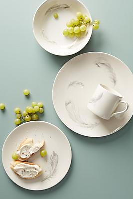 Slide View: 2: Plumes Dinner Plate