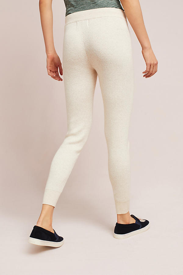 Ribbed Sweater Leggings | Anthropologie