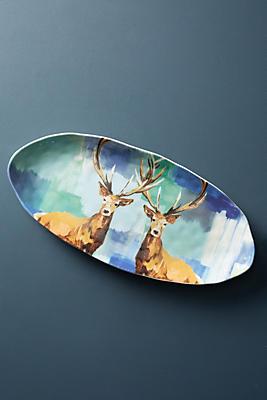 Slide View: 1: Winter Fauna Platter