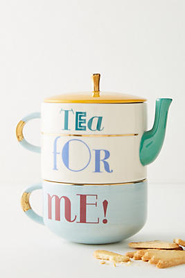 Slide View: 1: Tea For Me Set