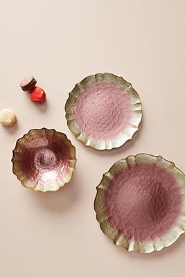 Slide View: 2: Rose Dinner Plate
