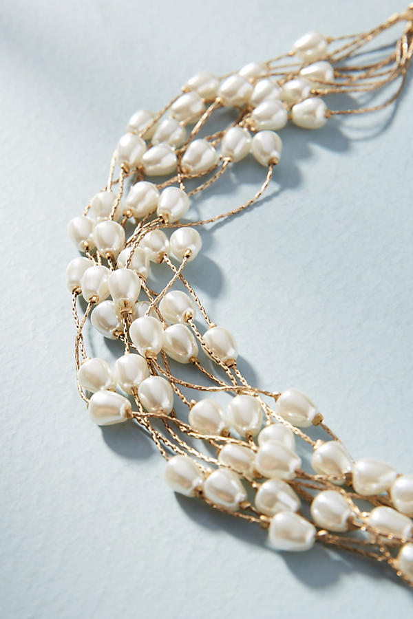 Slide View: 2: Regal Layered Necklace