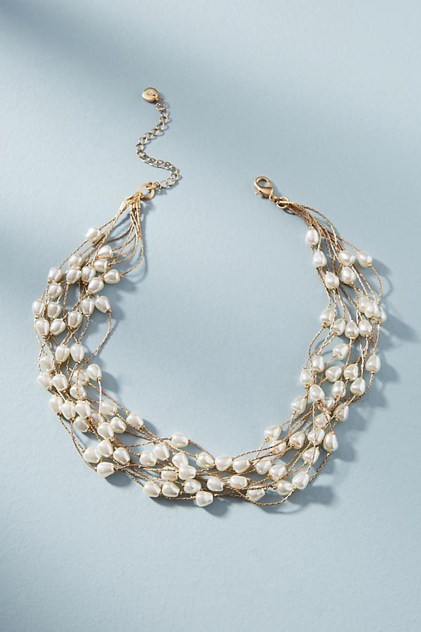 Slide View: 1: Regal Layered Necklace