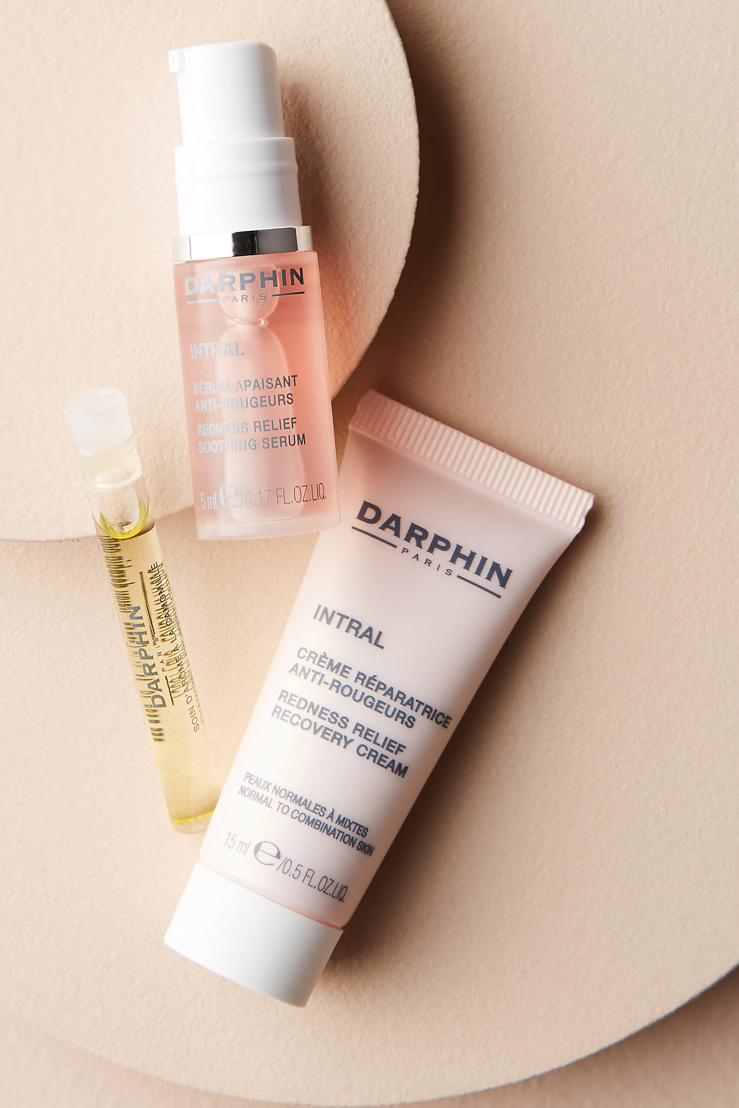 Darphin Intral Soothed Skin Beauty Ritual Kit