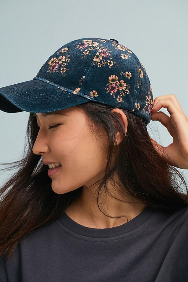 Chenshan Garden Baseball Hat - Navy