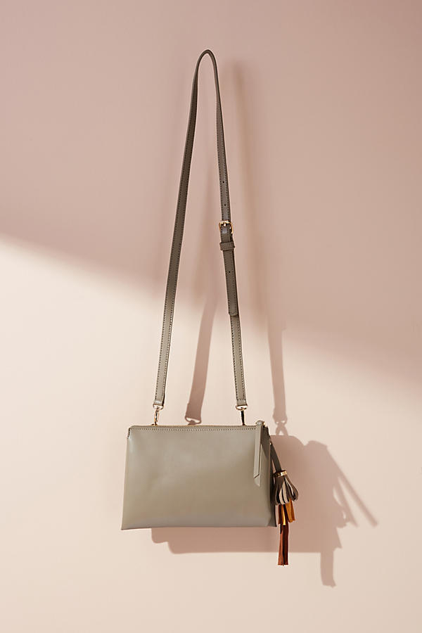 Slide View: 2: Shiraleah Tate Crossbody Bag