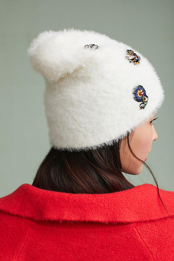 Slide View: 4: Well-Embellished Beanie