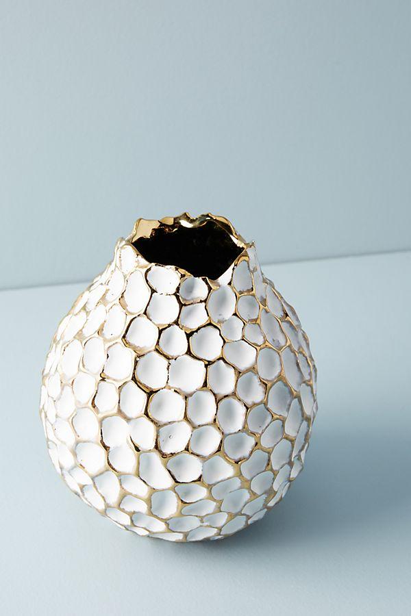 Honeycomb Vase Anthropologie