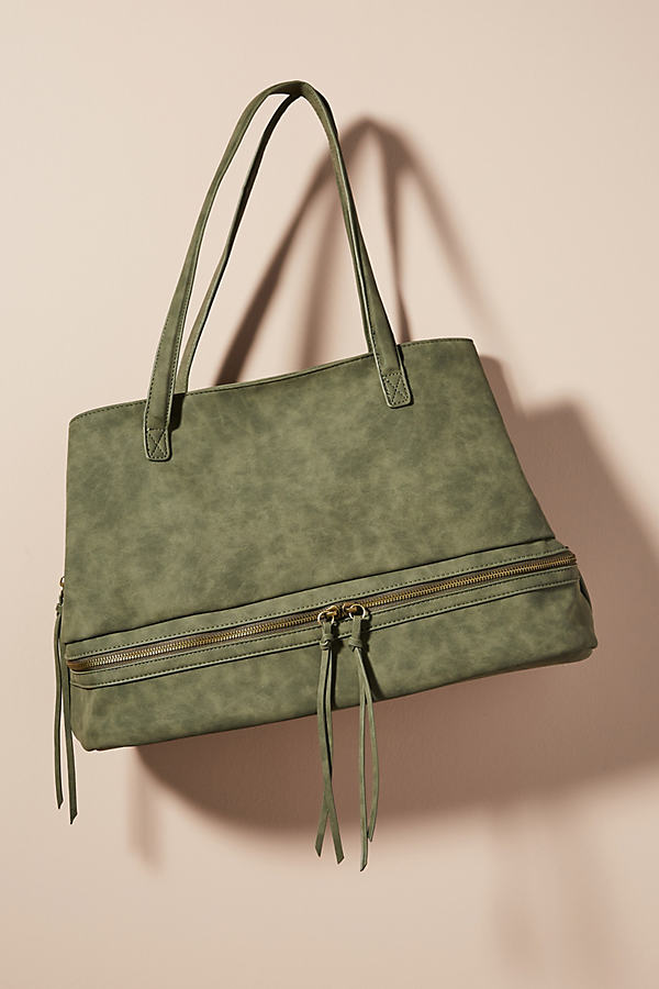 Bower Tote Bag - Moss