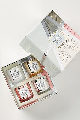 Slide View: 1: Voluspa Maison Mini Candle Gift Set