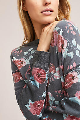 Slide View: 2: Splendid Chelsea Rose Sweatshirt