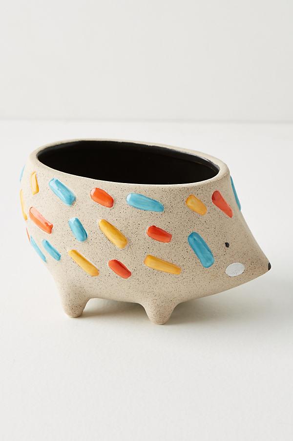 Woodland Animal Pot - Neutral