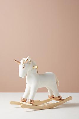 Slide View: 1: Unicorn Rocker