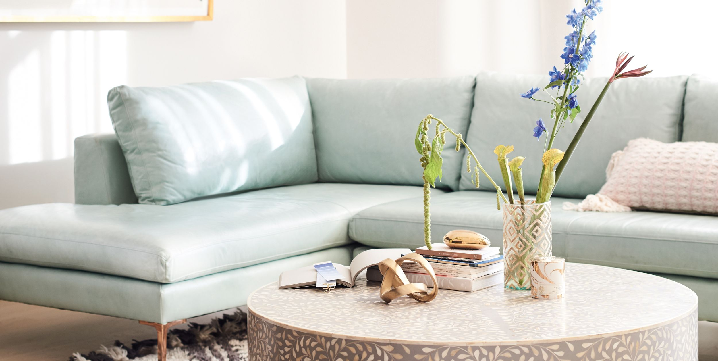 Popular Edlyn Two-Piece Chaise Sectional | Anthropologie QH59