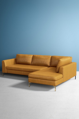 Build Your Own Couch Sectional Sofas Anthropologie