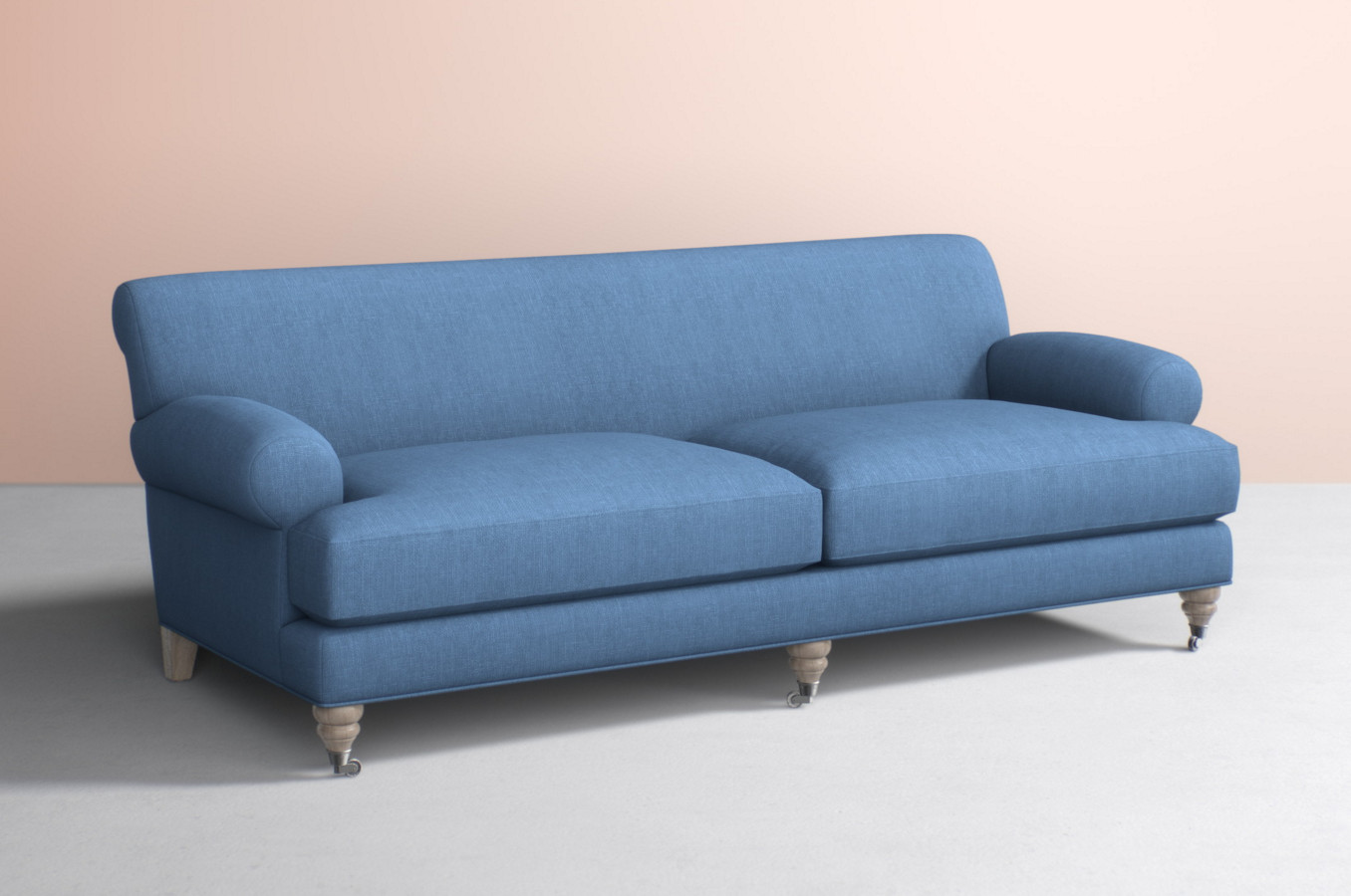 Willoughby Two-Cushion Sofa