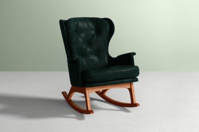 finn rocking chair anthropologie