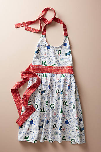 Jingle Bell Swing Apron