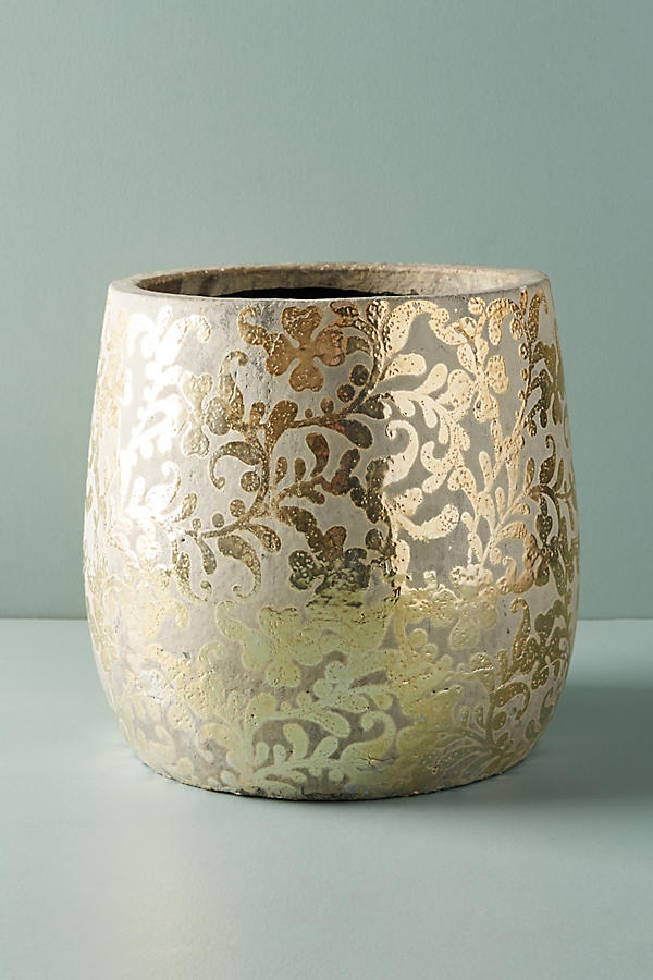 Slide View: 3: Demask Metallic Pot