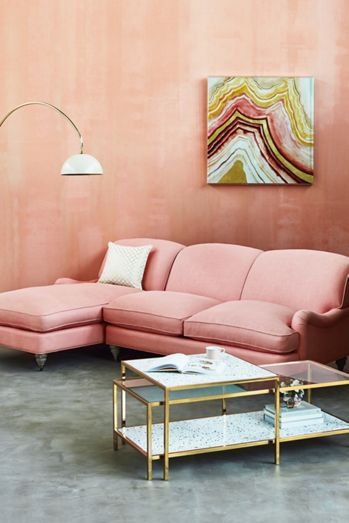 Glenlee Seating Collection | Anthropologie