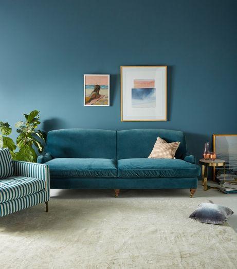 Safavieh Jack Sky Blue Corner Chair Home Decor Accent: Tiffany Blue Sofa Tiffany Blue Sofa 78 With Jinanhongyu