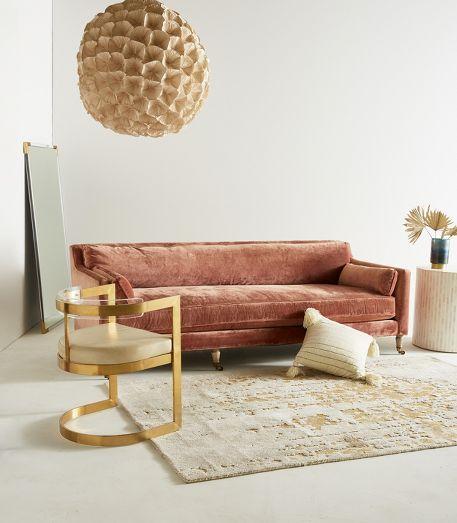 living room stools.  Furniture Designer Unique Anthropologie
