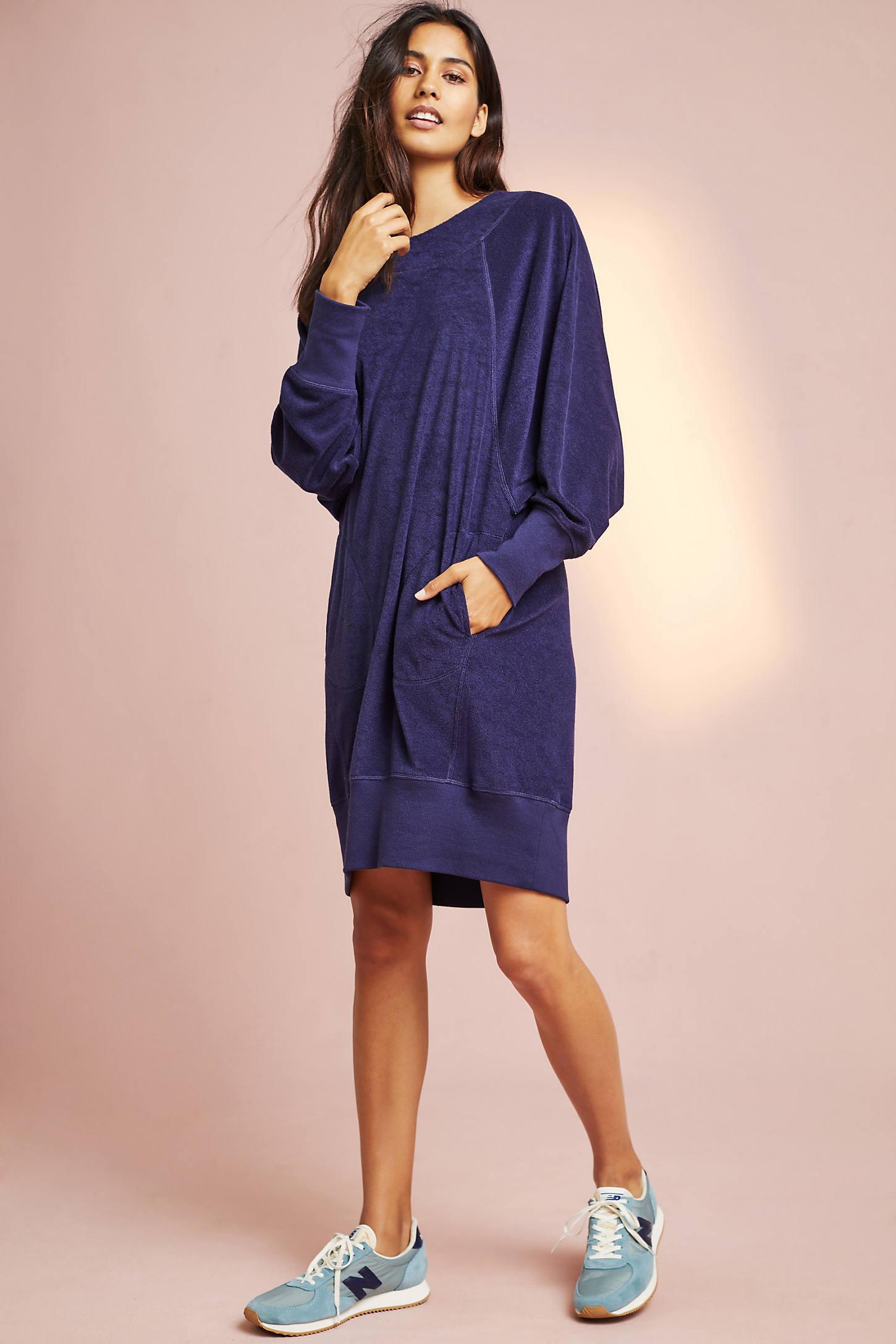 Terry Dolman Dress