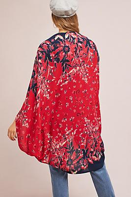Slide View: 3: Annalisa Cocoon Kimono