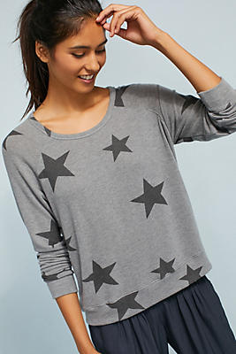 Slide View: 1: Starry Pullover