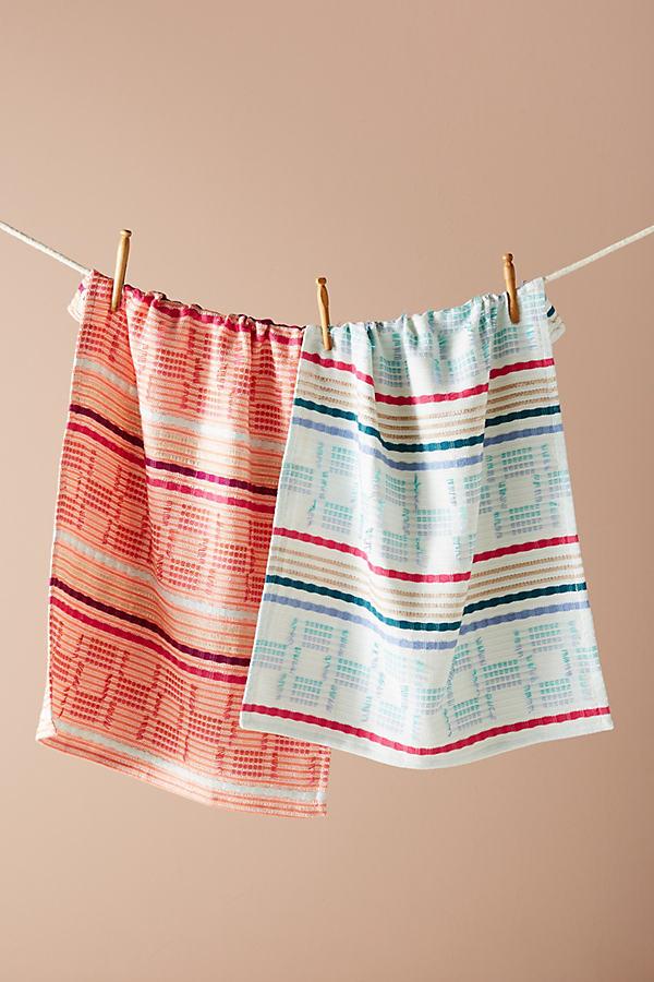 Vintro Dish Towel Set - Assorted, Size Set Of 2