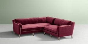 Leonelle Two-Piece L-Shaped Sectional