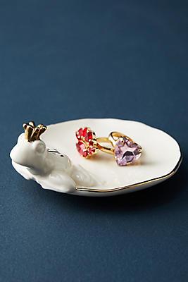 Slide View: 1: Frog Prince Trinket Dish