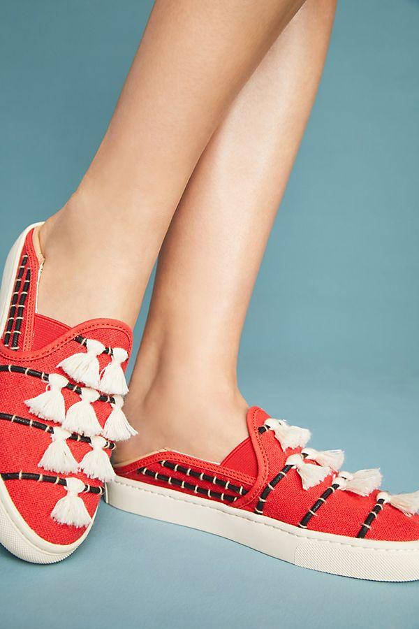 Soludos Tassel Slip-On Sneaker maMcXj3Dih