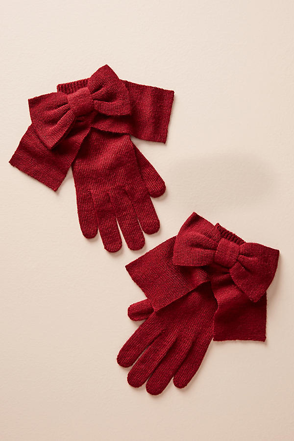 Bow Tied Gloves