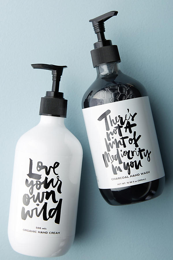 Slide View: 2: Babe Charcoal Hand Wash