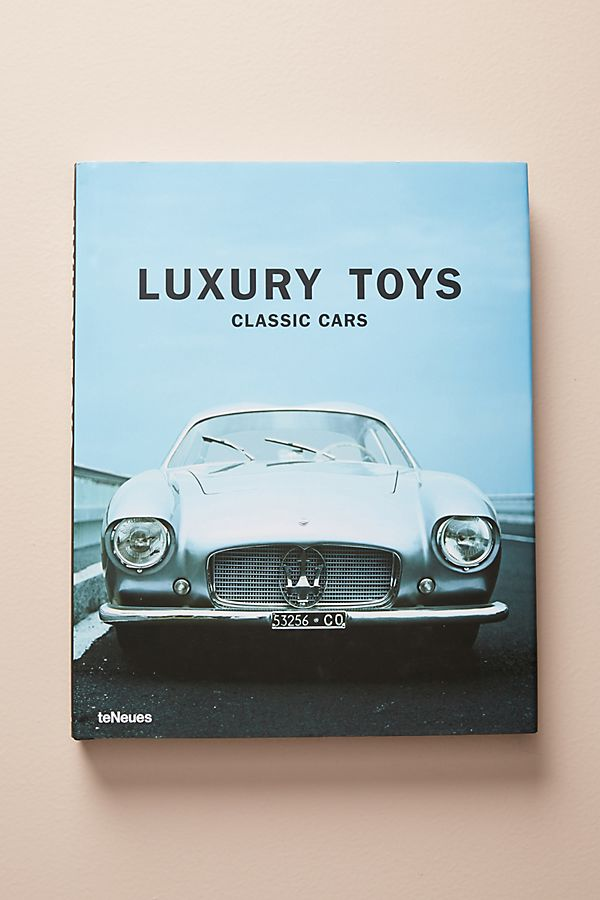 Luxury Toys: Classic Cars | Anthropologie