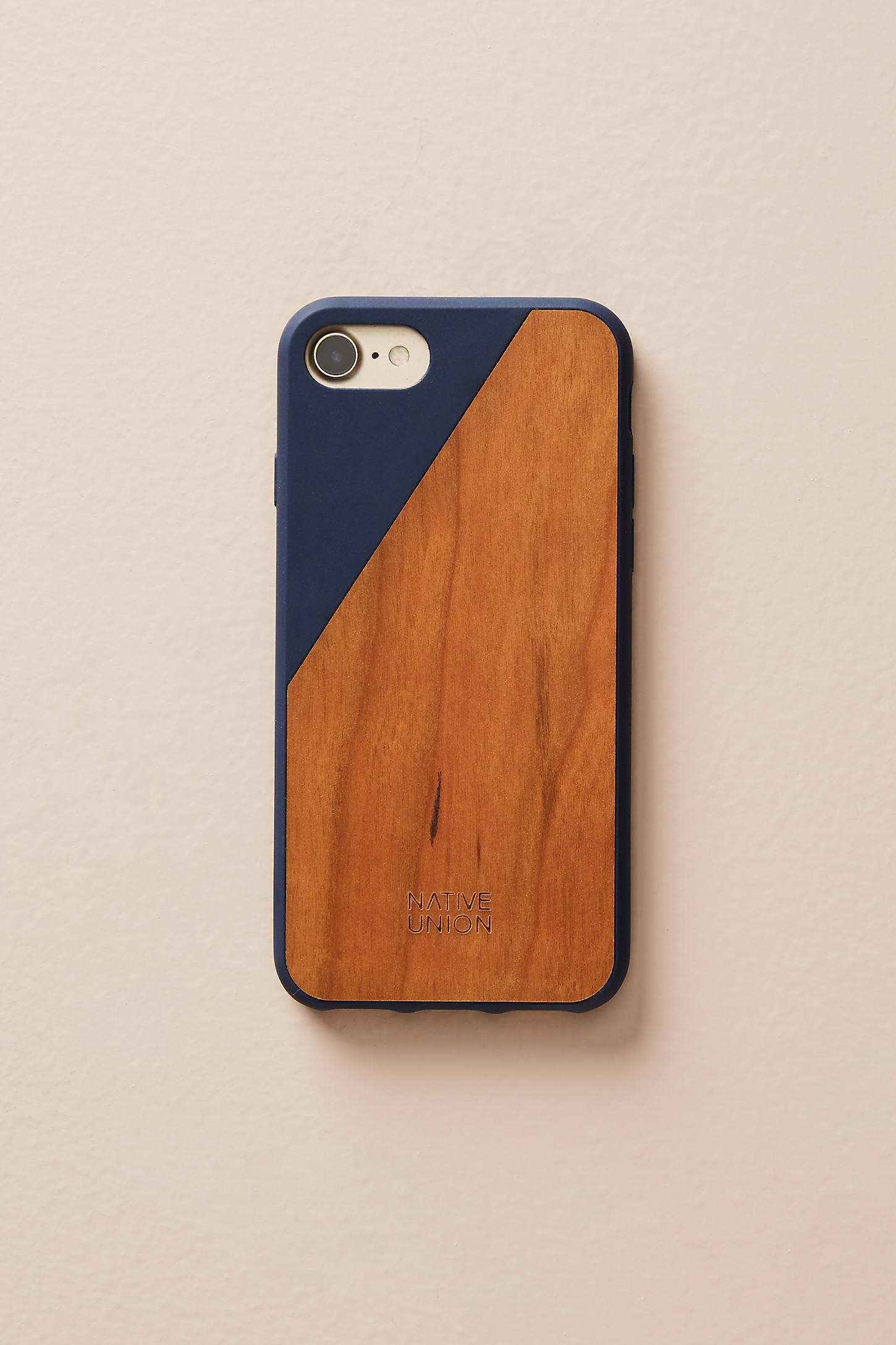 Native Union Wood iPhone 6/6s/7/8 Plus Case