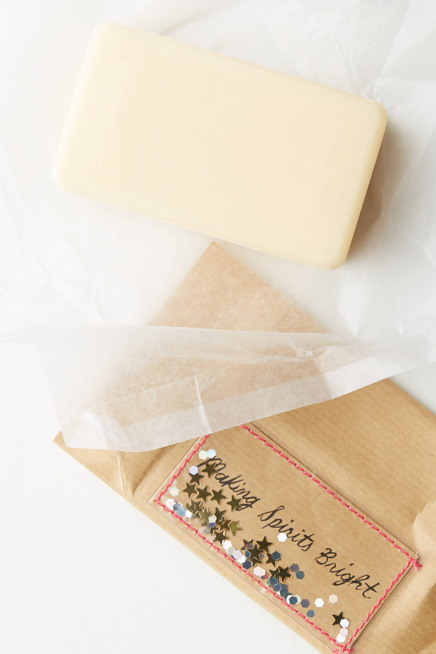 Holiday Confetti Bar Soap