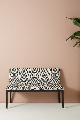 Exceptionnel Maura Printed Emrys Bench