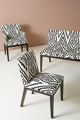 Slide View: 8: Maura-Printed Emrys Chair