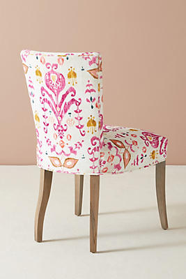 Slide View: 4: Purcella-Printed Abner Chair